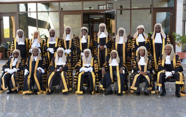 NJC Launches New Judicial Policy