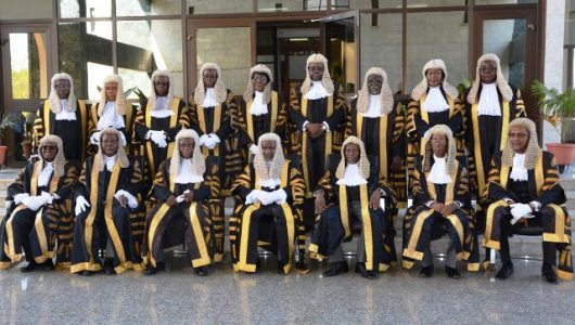 NJC Disagrees With NBA Over Judges Under Probe