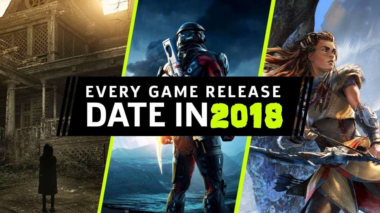 2018 Games Most Exciting Xbox Game Releases For 2018 | Ickle.org