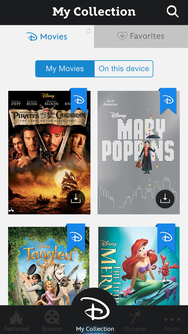 Linked In Resume Disney Movies Anywhere App Now Lets You Pause And Resume