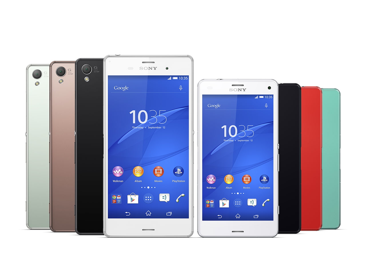 Smart Home Kaina Iclarified Apple News Sony Unveils New Xperia Z3