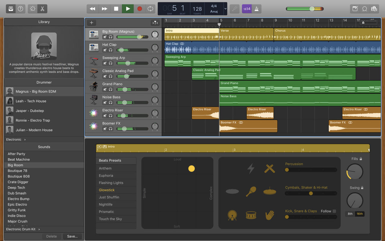 Garageband Loops Apple Updates Garageband For Mac With 1000 New Loops 400 New