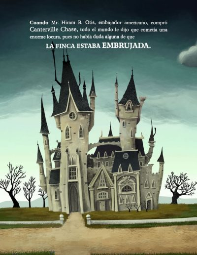Libro De Ingles Iwilde: El Fantasma De Canterville · Iclassics Collection