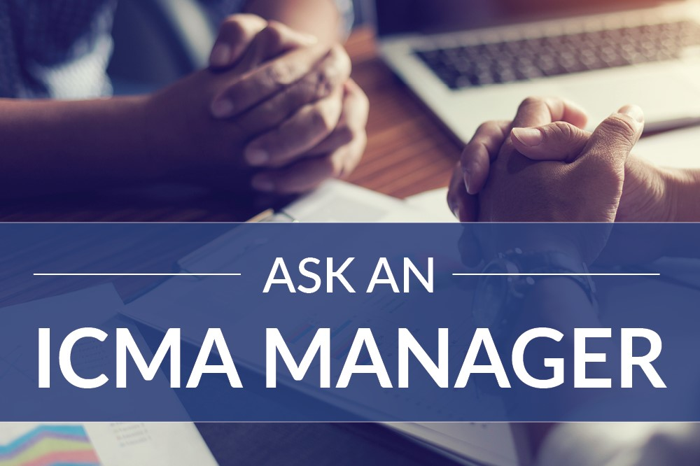 Ask an ICMA Manager What Are the Best Interview Questions for a