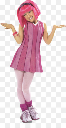 Girl Black And Gray Wallpaper Lazytown Png And Psd Free Download Chloe Lang Lazytown