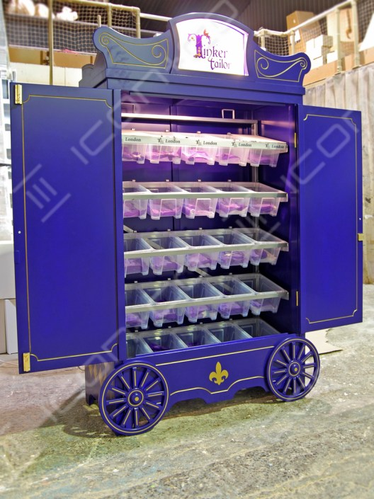 Exhibition Portable Flat Pack Furniture : Shop window display retail props furniture bespoke