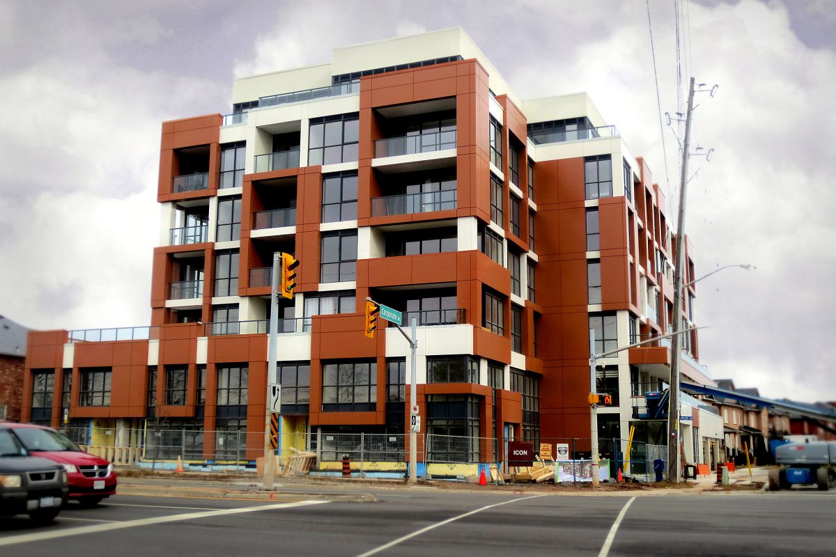 Architects Toronto Project Categories Mid Rise Icon Architects Toronto