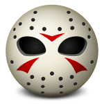 Jason Voorhees Hockey Mask Clip Art