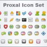Proxal_Icon_Set