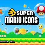 Super Mario icônes gratuites