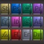 portfolio project icones
