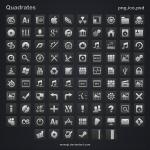 quadrates 2 icons