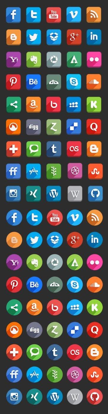 Long Shadow Social Media