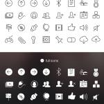 Tab bar iconês iOS 7 vol5