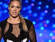 Rousey Wins ESPY Then Calls Out Mayweather