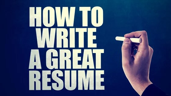 How To Write A Great Resume - iConnectEngineers