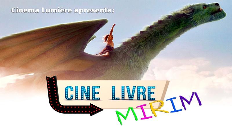 Cinema Lumière realiza sessão especial do Cine Livre