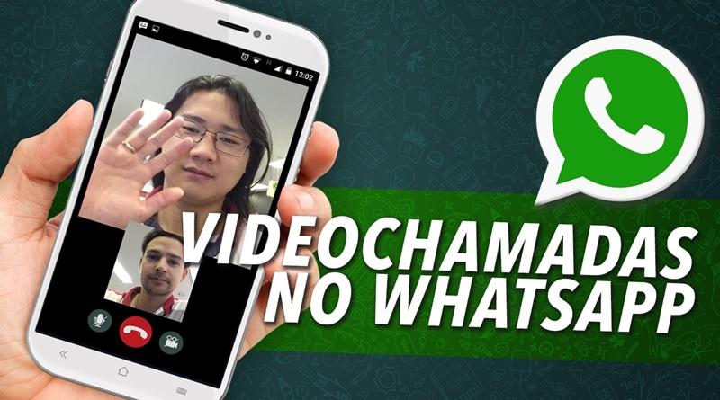 """Saiba como usar """"Chamada de Vídeo"""" no Whatsapp"""