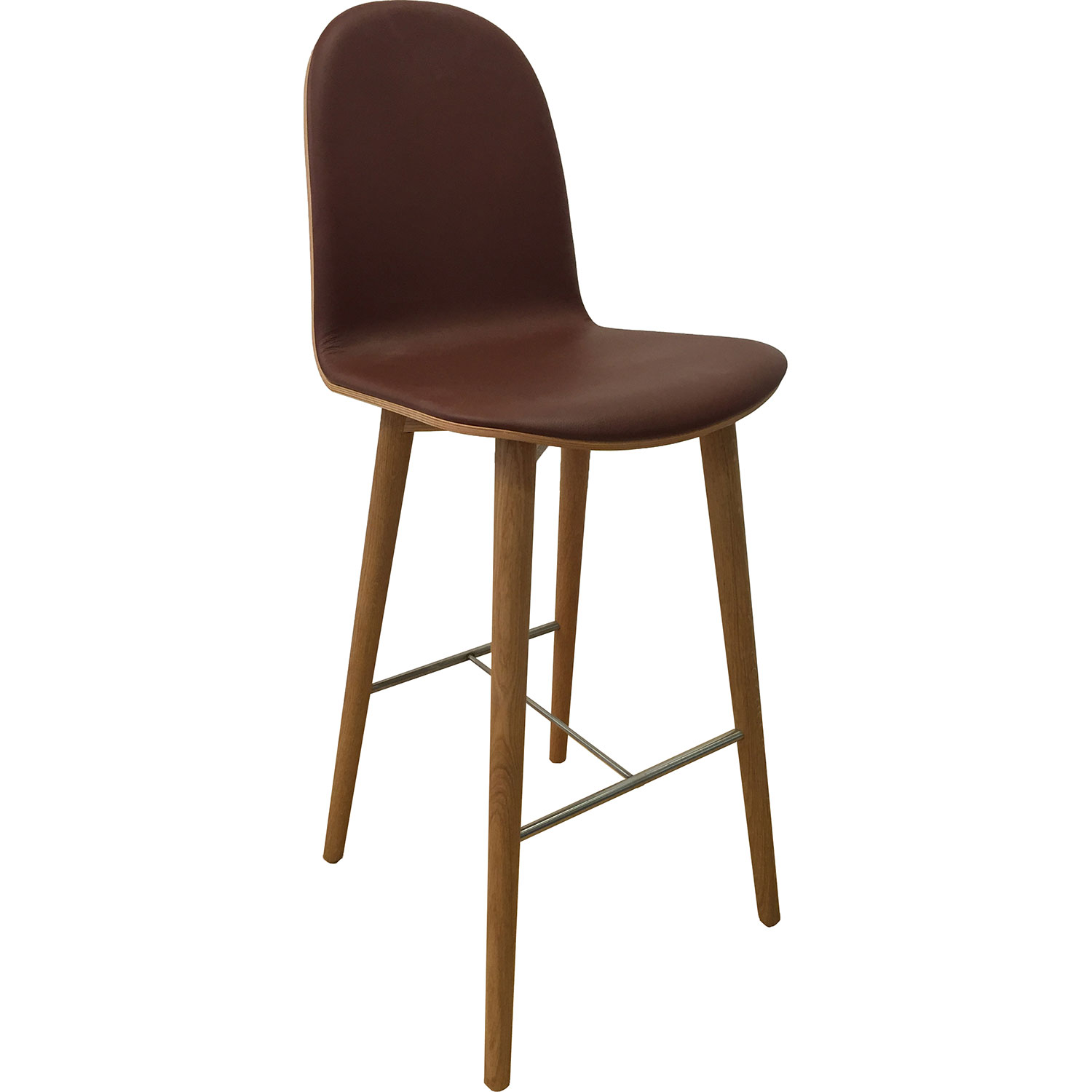 High Back Stools Nam Nam Wood Stool High Back Nam Nam Products Icons