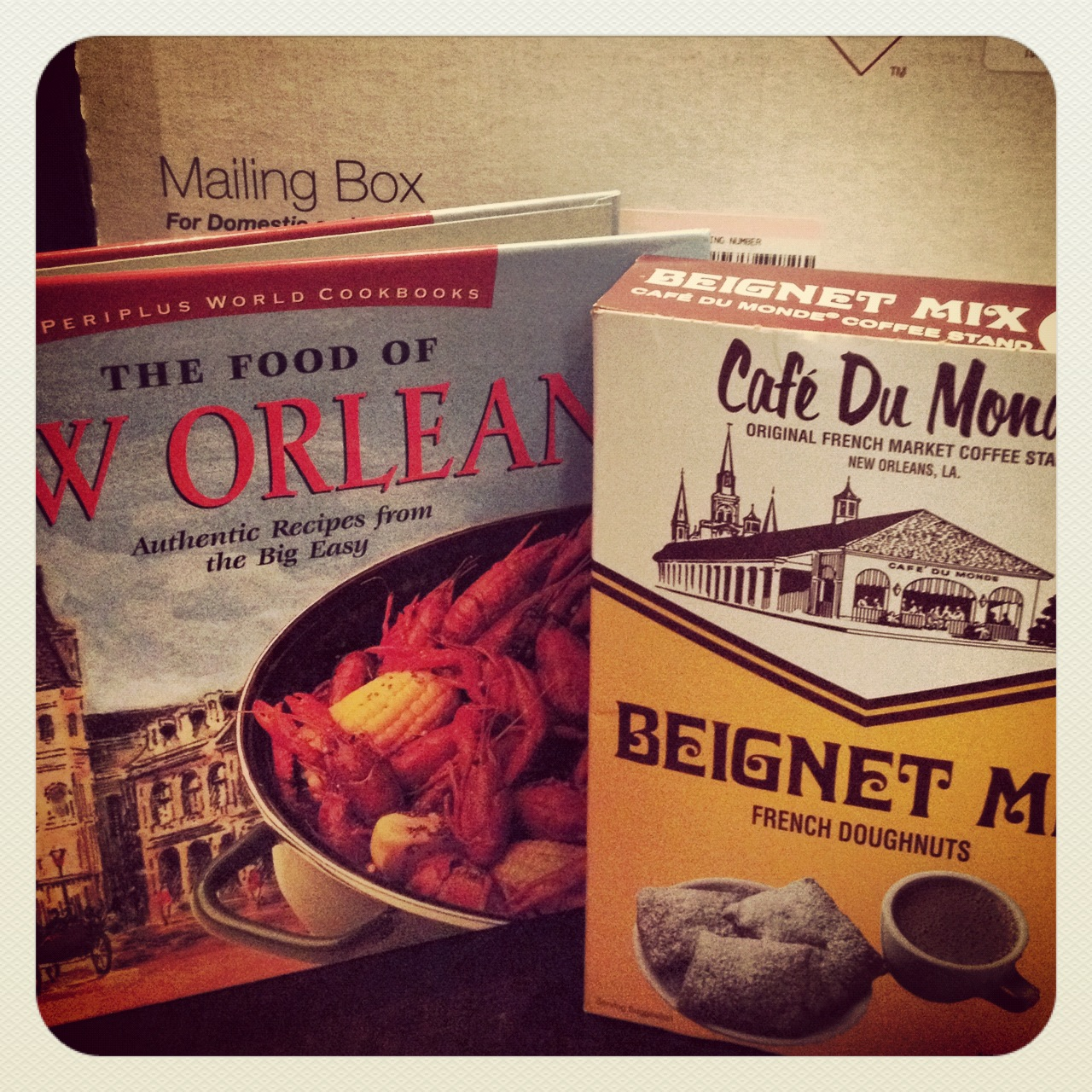 Carré Cuisine Orléans Better Than A Postcard Care Package From New Orleans By