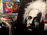 Tie-Dyed Einstein | i could cry but i don't have time