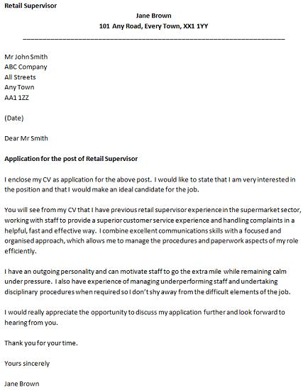 Sales manager cover letter uk