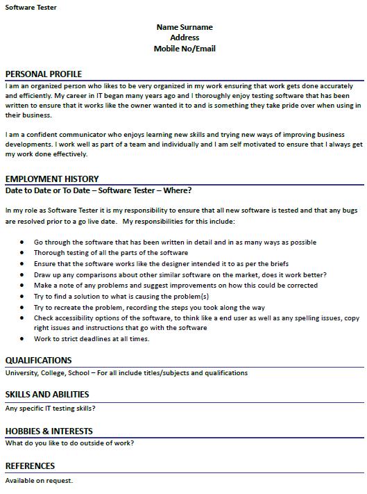 test manager resume uk   professional resume format in australiatest manager resume uk ali nevill senior test analyst cv webtestingcouk sample test manager cover letter