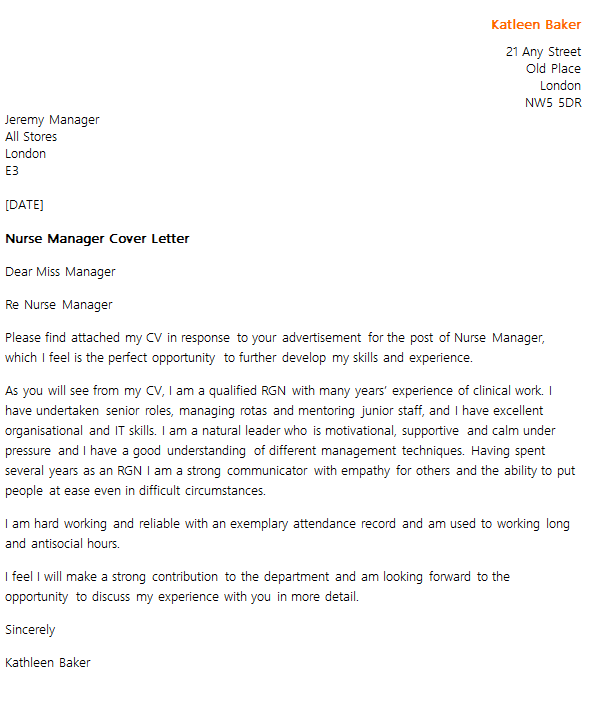 Category Manager Cover Letter sample letters archives page 2 of 12 ...