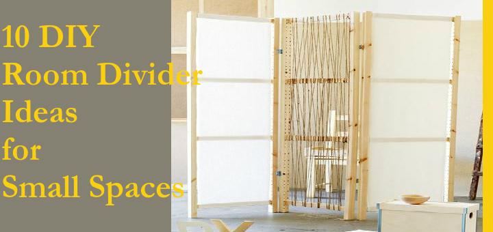 small room divider