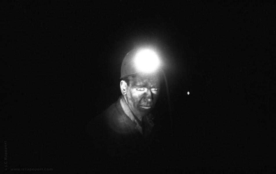 Miner underground 72