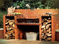 How To Build A Brick Barbecue For Your Backyard - iCreatived