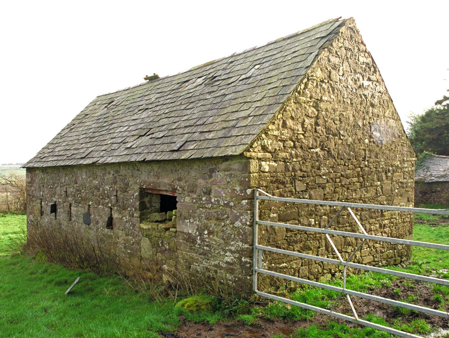 Irish Stone Houses Barn Quiz