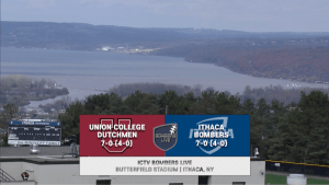 Ithaca Football vs Union College