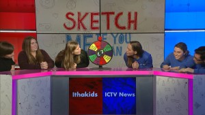 Can Ithakids Make News?