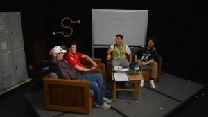 Jack and David vs Steve and AJ