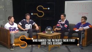 Sam and Spencer vs Evan and Brandon