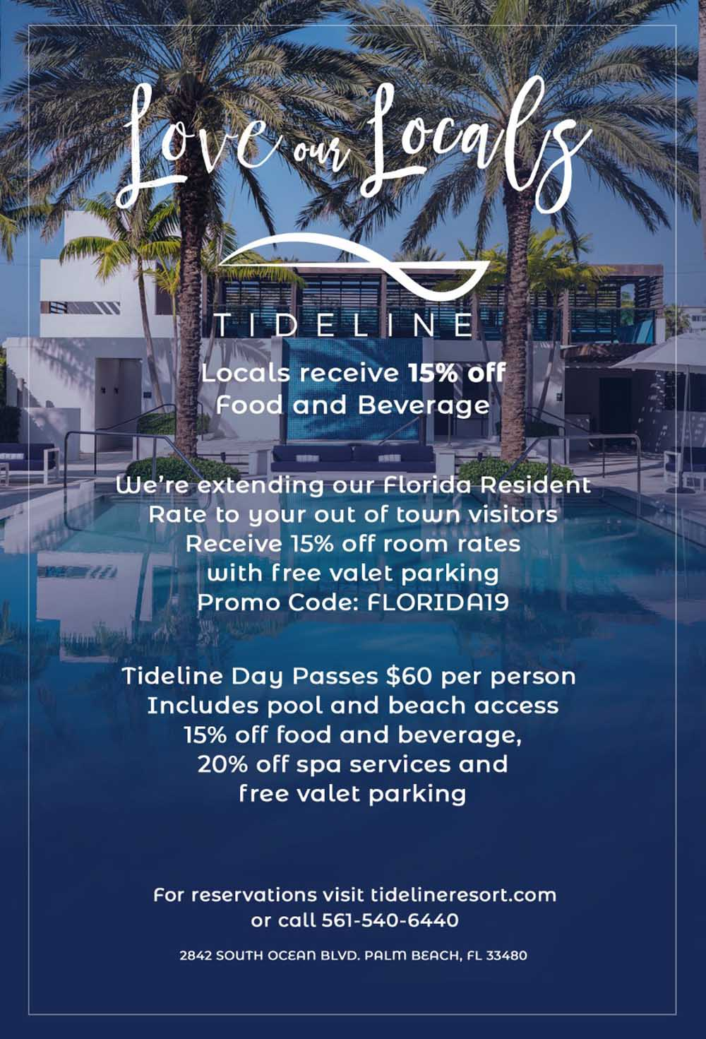Cucina Palm Beach Weekly Promos
