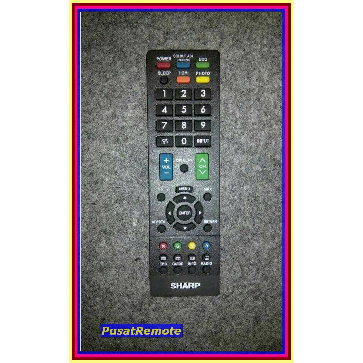 Info Harga Tv Led Sharp Aquos 42 Inch Oktober 2018 Terlengkap 24 Lc24le175i Remote Lcd Plasma