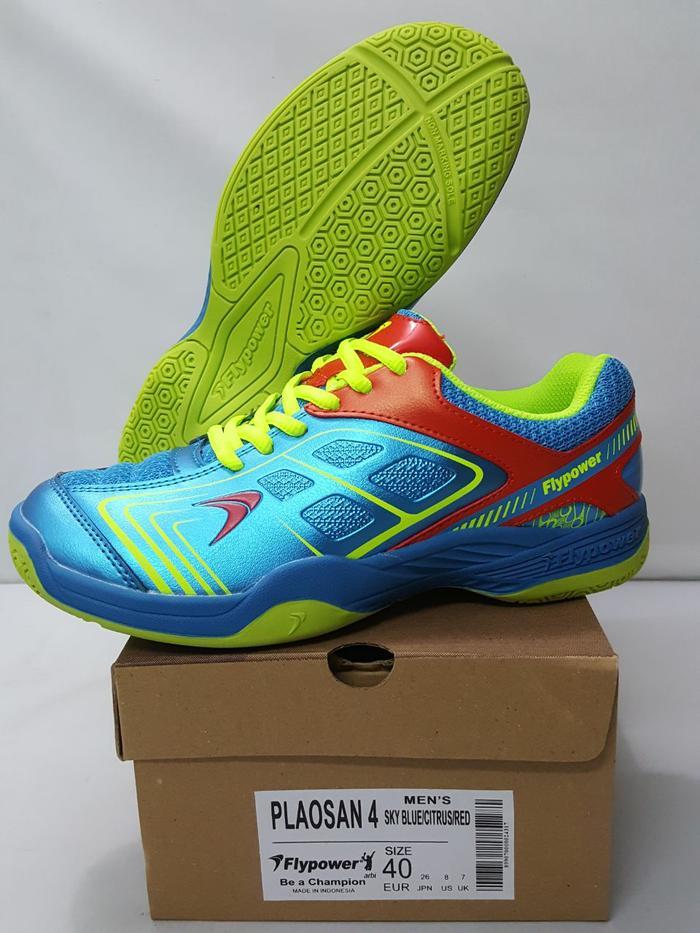 Koleksi Harga Sepatu Badminton Flypower Plaosan Terhemat
