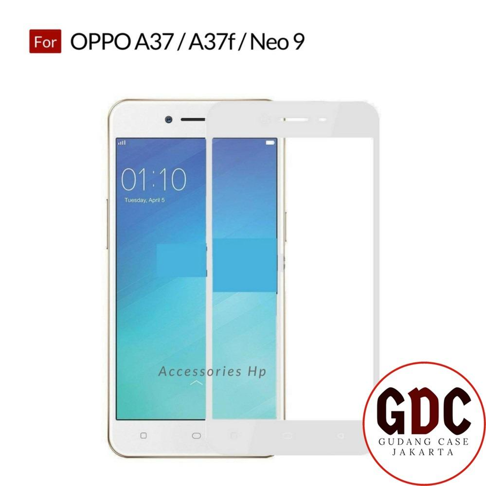 Hikaru Anti Glare Oppo F1a37neo 9 Clear Spec Dan Daftar Harga Lcd Touchscreen U705 U7015 White Gdc Full Cover Tempered Glass Warna Screen Protector For A37 A37f Neo