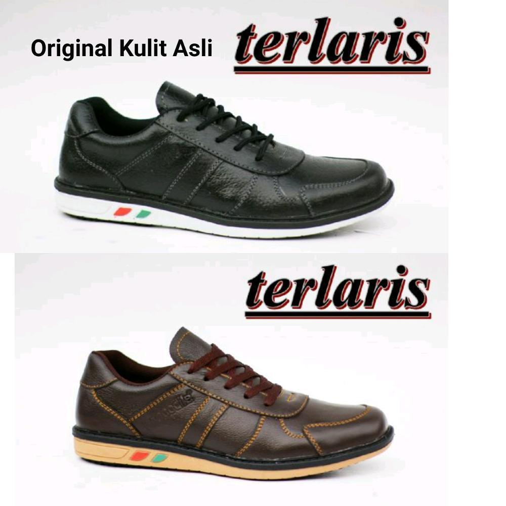 Promo Sepatu Kickers Original Casual Pria Kuit Asli - Sepatu Formal Premium  Pria Diskon 7d7065c8a0