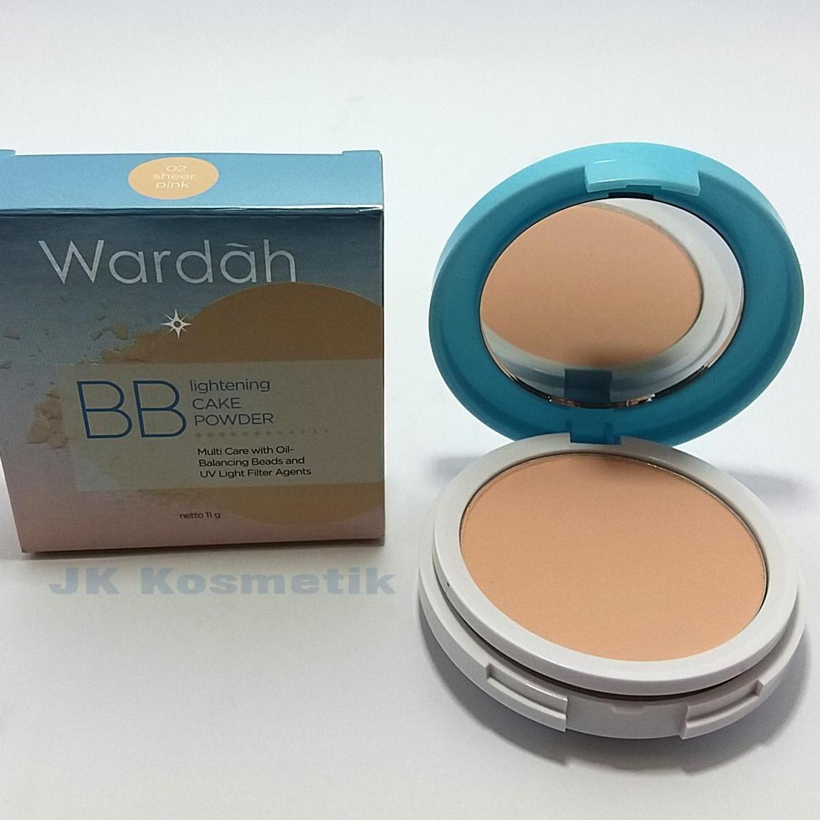 Harga Terbaru Makeup Wardah Lightening Series November 2018 Mantap Refill Two Way Cake Light Feel 03 Bb Powder 02 Sheer Pink