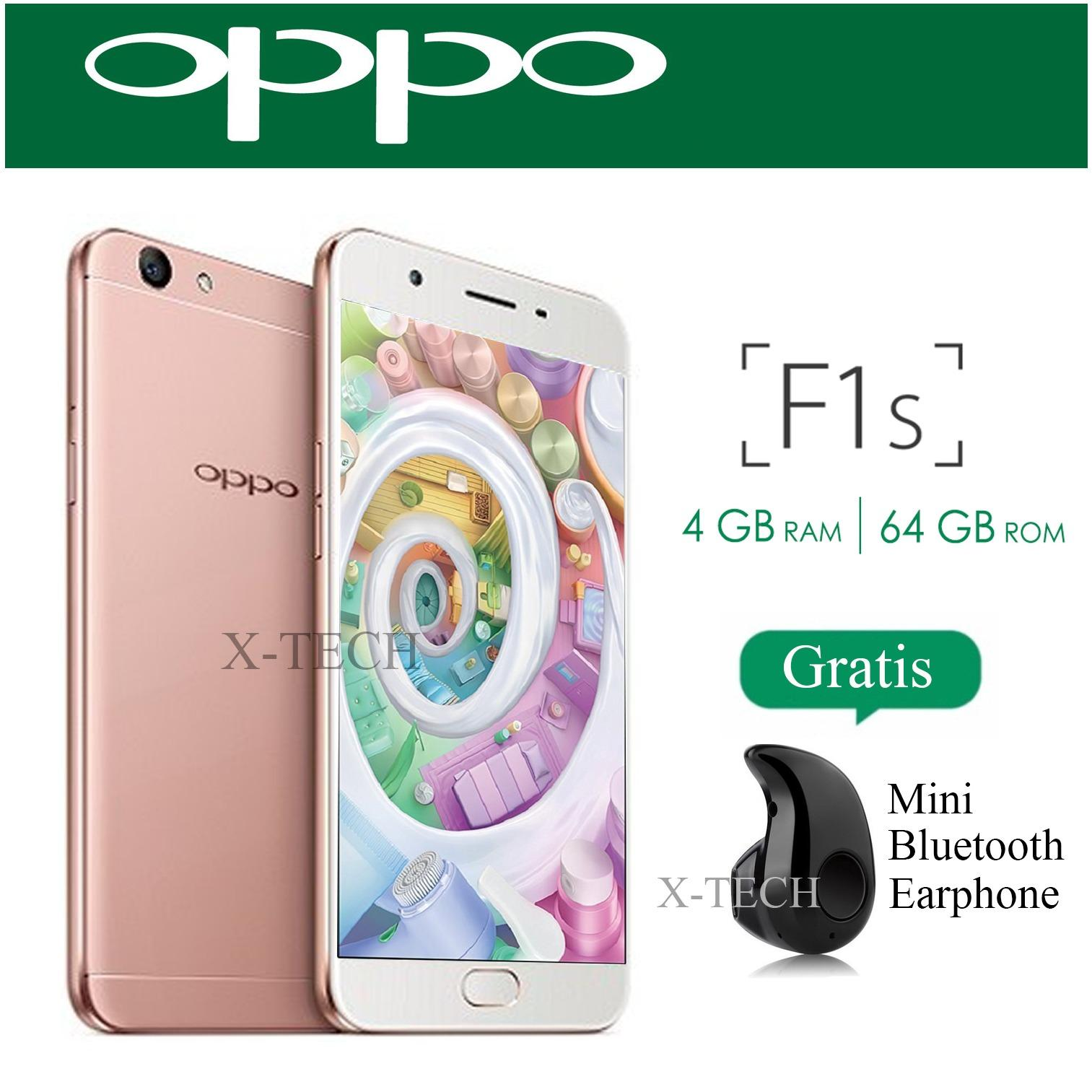 Oppo F1s New Edition Ram 4GB Rom 64GB 4G LTE