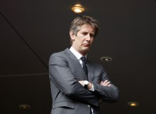 Van Der Sar menjabat Marketing Director di Ajax