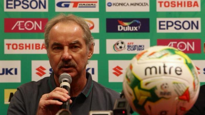 Alfred Riedl, Indonesia, Piala AFF