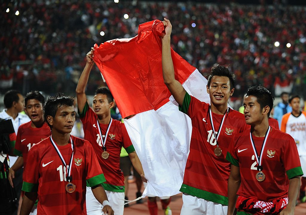 AFF U19 Cup - Final: Indonesia v Vietnam