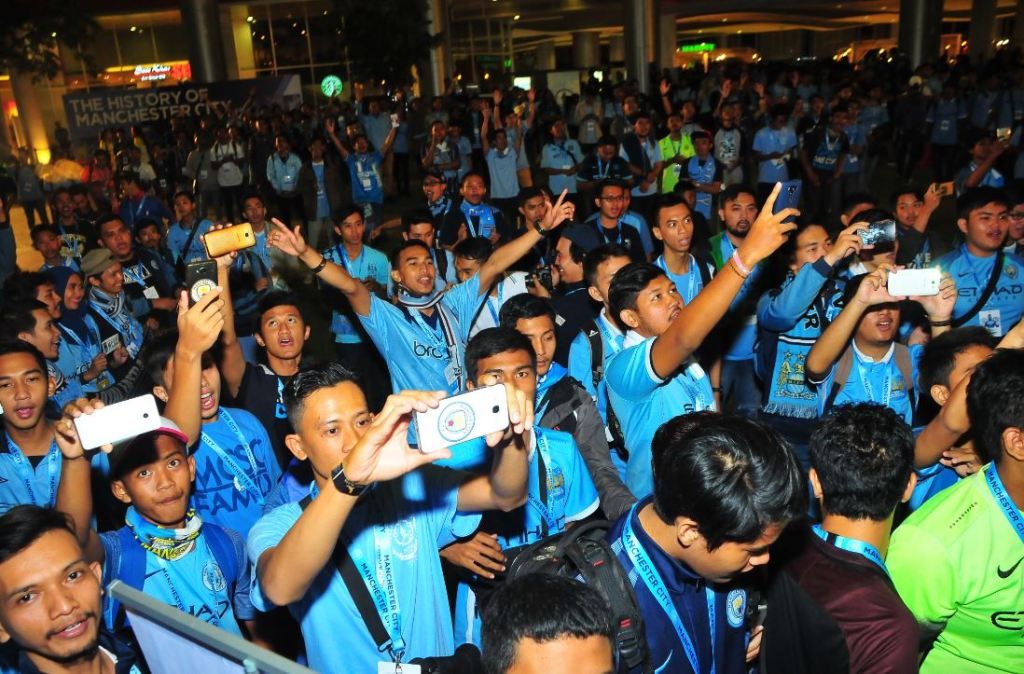 Jiwasraya, Manchester City, Indonesia