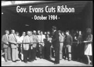 Governor Evans Idaho Foodbank 1984