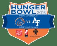 Hunger Bowl 2015 Boise State Broncos
