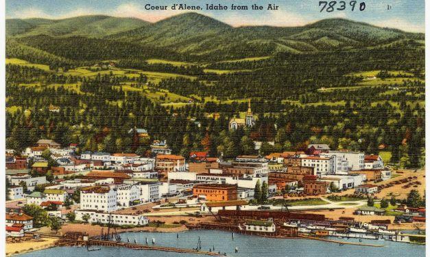 Kootenai County Idaho Genealogy and History